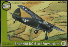 Legato AZ Models 1/72 FAIRCHILD UC-61A FORWARDER