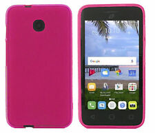 TPU Flexible Skin Gel Case Phone Cover for Alcatel One Touch Pixi Unite A466BG