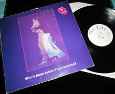 "12"" LP - ROLLING STONES - WHO´S BEEN TAKEN FROM BEHIND ? RAAAAR"