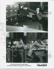"""1959 Press Photo """"The 400 Blows"""" starring Jean-Pierre Leaud - Dfpg71717"""