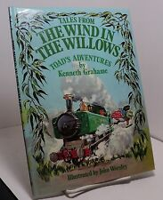 Tales From The Wind in the Willows - Toad's Adventures by Kenneth Grahame