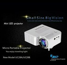 MINI PROYECTOR LED PORTATIL, 1080 HD, HASTA 60¨, FACIL DE LLEVAR