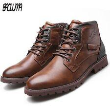 ✅ Zapatos Botas Botines de Hombre Para Vestir Casual Elegantes Calzado Masculino