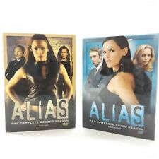 Alias: Complete Season 2 & 3, (12 DVDs) VCG