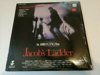 Laserdisc LD JACOB'S LADDER Tim Robbins Excellent Condition In Shrink