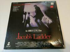 Laserdisc LD JACOB'S LADDER Tim Robbins Excellent Condition In Shrink