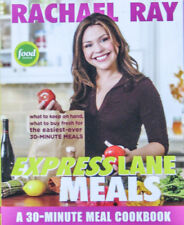 Rachael Ray Express Lane Meals: What to Keep on Hand & Buy Fresh 30-Minute Meals