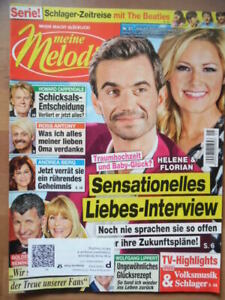 MEINE MELODIE 1 - 2017 Helene & Florian Beatles Mross Hertel Maxi Arland ABBA