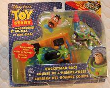 Toy Story ROCKETMAN RACE Action figure set!