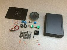 New Dual Mode Morse Practice Oscillator c/w Multimode Tutor- Full Kit Inc Case