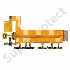 Main flex Cable for Sony Xperia Z3 Power Volume Buttons Vibration Microphone