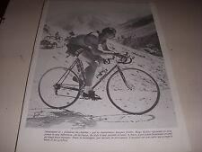 CYCLISME COUPURE LIVRE T391 TdF1951 Hugo KOBLET VAINQUEUR du TOUR de FRANCE