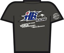 HB Racing 2018 WC Edition T-Shirt (Next Level) (XXX-Large) - HBS204423