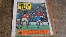 Soccer Star Vol16 No.45   July 19  1968      Man Utd/Man City