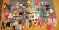 Barbie Doll & Clothes Lot - 5 Dolls and 90 pieces of Clothes and Accessories!