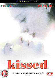 KISSED -Molly Parker, Peter Outerbridge - Tartan DVD - Brand New & Sealed