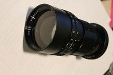 Vivitar 200mm F3.5 Preset 18 Blade Aperture Great Bokeh! Canon EF Mount!