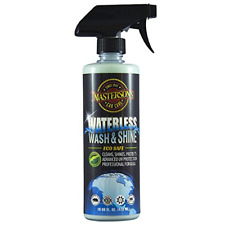 Masterson's Car Care MCC_106_16 Waterless Wash & Shine 16 oz