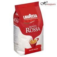 Lavazza Qualita Rossa Coffee Beans - 1kg