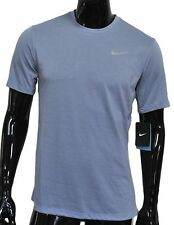 Nike Dri-Fit Running Short Sleeve Stay Cool Mens Size LARGE L Free Shipping