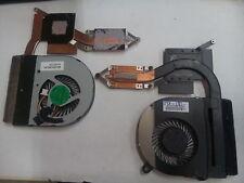 cpu cooler heatsink and fan CLEVO W840 H840 00CWH840 Version A