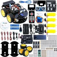 ELEGOO Smart Robot Car Kit V2.0 Arduino Starter Kit Roboter Bausatz mit UNO R3,