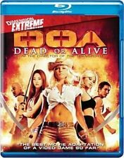 DOA Dead or Alive 0883476028217 With Jaime Pressly Blu-ray Region a
