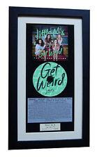 LITTLE MIX Get Weird CLASSIC CD Album GALLERY QUALITY FRAMED+EXPRESS GLOBAL SHIP