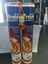 2 Cartucce Grasso Extreme ml 600+ OMAGGIO profumo