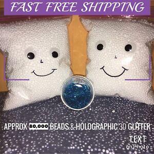 Doll Filler  Styrofoam  Beads Doll Stuffed Animal Beads Plush Filler 2 Doll Fill
