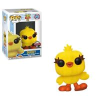 Toy Story 4 - Ducky Flocked US Exclusive Pop! Vinyl [RS]-FUN37469