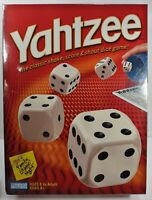 Parker Brothers Yahtzee 2005 Sealed Hasbro Dice Game Free Shipping