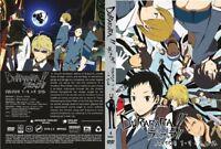 Durarara!! (Season 1 2 3 4 + 4 OVA) ~ All Region ~ Brand New ~ English Version ~