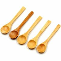 2X(5PC Small Wooden Spoons Kit Arts and Crafts Creative Pack R3C8)