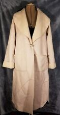 TOGETHER Faux Shearling Sheep Skin Coat Size 14