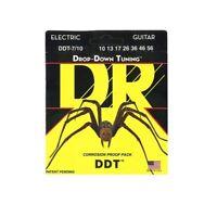 DR Strings Drop Down Tuning 7-String Electric Guitar Strings, Medium, 10-56