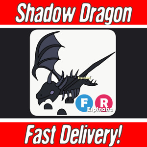 Shadow Dragon FR Fly Ride | Roblox Pet