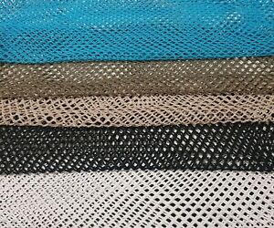 Airtex  Fabric Stretch Net Mesh Tulle -Sold By The Metre
