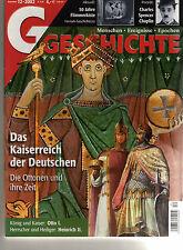 G Geschichte mit Pfiff 12/02 Die Ottonen und ihre Zeit