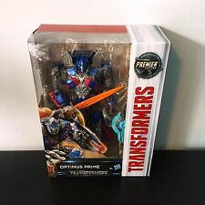 Transformers L'ULTIMO CAVALIERE Premier Edition VOYAGER Class OPTIMUS PRIME cifra