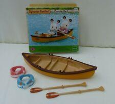 New listing Sylvanian Families Canoe Set 5047