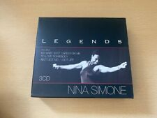 Nina Simone - Legends (2005) - Triple CD Album