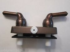 "NEW RV Mobile Home 4"" Shower Faucet Diverter Oil Rubbed Bronze LOTS More Listed"