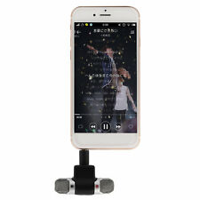Portable Mini Mic Digital Stereo Microphone for Recorder PC Mobile Phone UL