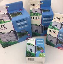 Hagen Elite Hush replacement carbon filters/polyester cartridges Multi pack