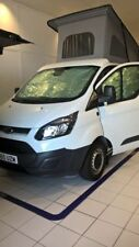 Internal sunshade thermal window blinds for Ford Transit year 2013 onwards