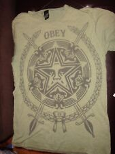 Very Cool Obey T-Shirt, Size Small, Nice Condition!