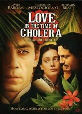 Love in The Time of Cholera 0794043113451 With Benjamin Bratt DVD Region 1