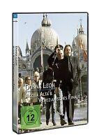 "DONNA LEON ""ACQUA ALTA/VENEZIANISCHES FINALE"" DVD NEU"