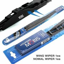 "OEM Wing Windshield Wiper Blades 24"" 20"" Black 2ea for HYUNDAI 2007-13 Veracruz"